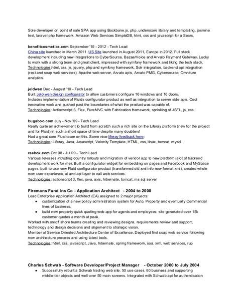 19 mvc resume sle resume of j2ee resume2015 11 best