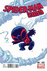 Variant covers for Spider-Man 2099 #1