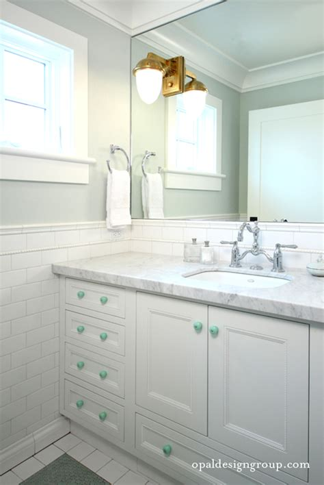 Gray White And Aqua Bathroom by Gray And Blue Bathroom Contemporary Bathroom Opal