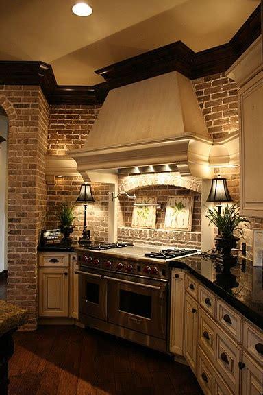 25+ Best Ideas About Exposed Brick Kitchen On Pinterest