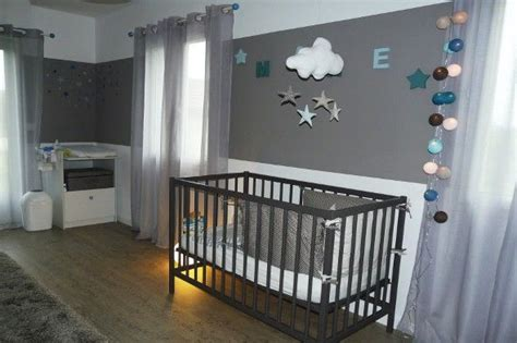 chambre bébé etoile theme etoile chambre bebe maison design sphena com