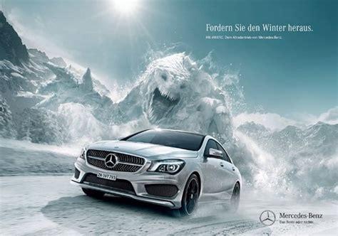 mercedes ads mercedes benz quot winter 3 quot