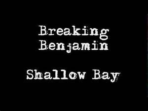 Shallow Bay and Forever - Breaking Benjamin (Lyrics ...