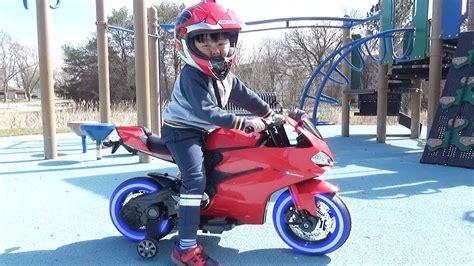 Motorcycle Sport Bike Power Wheel Ride