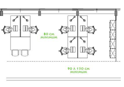 surface minimum bureau s il te plait dessine moi un space planning pour mon