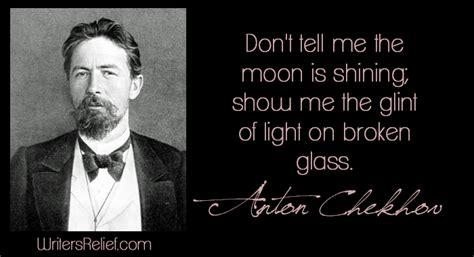 anton chekhov quotes quotesgram