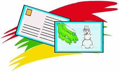 Postcard Clip Clipart Library Card Clipartpanda Cliparts