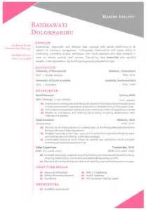 modern resume template microsoft word modern microsoft word resume template rahmawat by inkpower