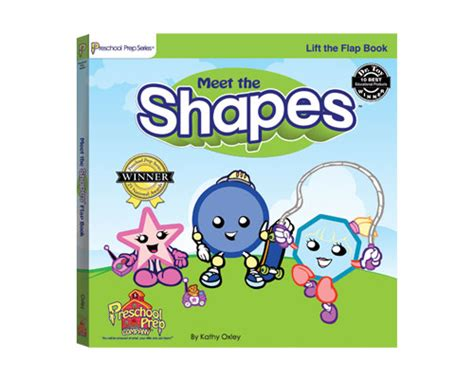 meet the shapes lift the flap board book 449 | SHPS FLAP large 01