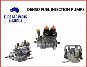 Denso Diesel Fuel Injection Pump  Hino Dutro    Toyota 15b