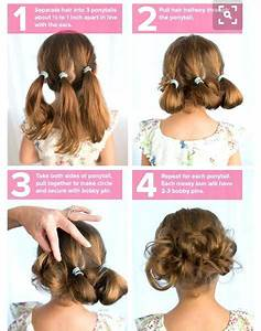 Unique Cute Easy Hairstyles For Shoulder Length Curly Hair