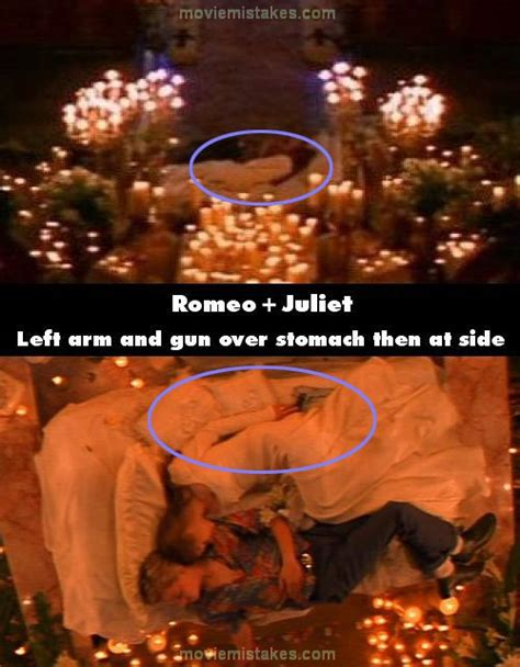 romeo juliet   mistake picture id