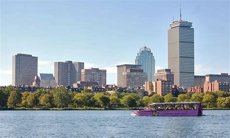 Duck Boats Boston Groupon by Boston Duck Tours Season 4 15 11 9 2018 In Boston Ma