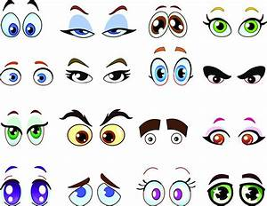 Happy Delicious Stuff: Clip Art - Cartoon Eyes - ClipArt ...