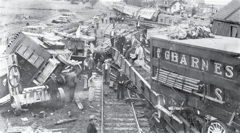 A List Of Circus Train Wrecks
