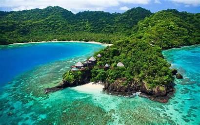 Fiji Private Tablet Sea Peninsula Villa Pc