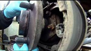 Wrangler Tj Dana 44 Axle Bearing Check