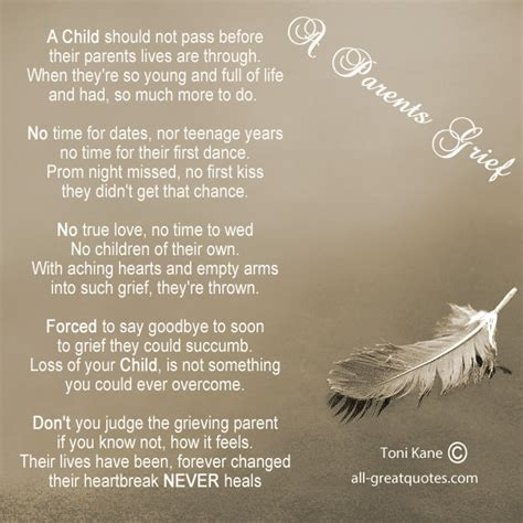 sympathy quotes  bereaved parents quotesgram