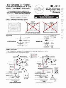 Wattstopper Dt 300 Wiring Diagram   33 Wiring Diagram