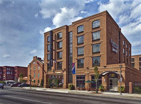 Fairfield Inn & Suites Baltimore Downtown/inner Harbor In