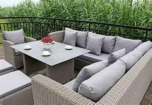 Polyrattan Lounge Sessel : zebra tara dining lounge sessel 26193 polyrattan kis artjardin ~ Orissabook.com Haus und Dekorationen