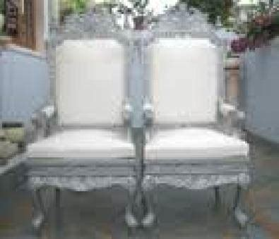 and groom chairs for sale kimberley event