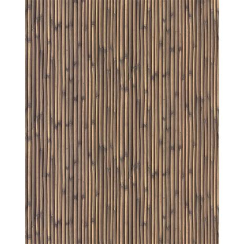 bathroom wall covering ideas brewster faux bamboo wallpaper 144 59627 the home depot