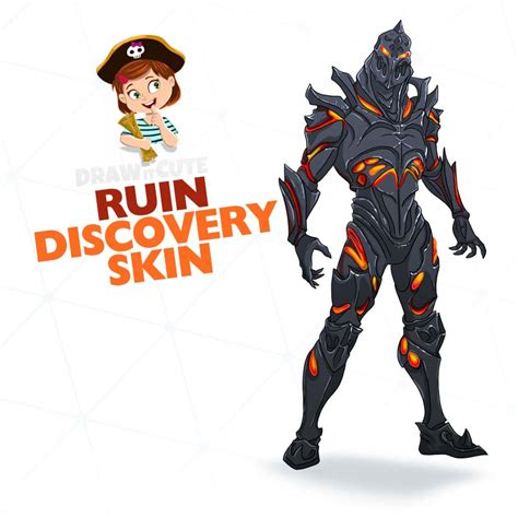 draw ruin discovery skin fortnite season