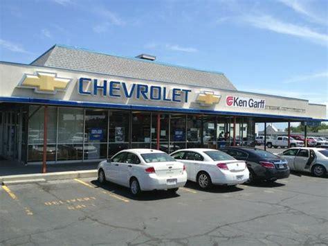 Ken Garff Chevrolet  American Fork, Ut 84003 Car