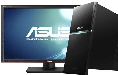 Asus Desktop Pc G10 Hides Integrated Ups For Power