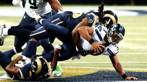 rams  seahawks   compare  morning call