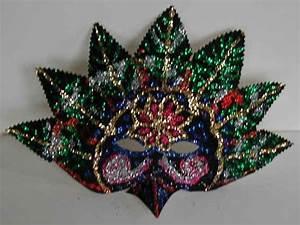 Masque Halloween A Fabriquer : fabriquer un masque d 39 oiseau de venise assiette en ~ Melissatoandfro.com Idées de Décoration