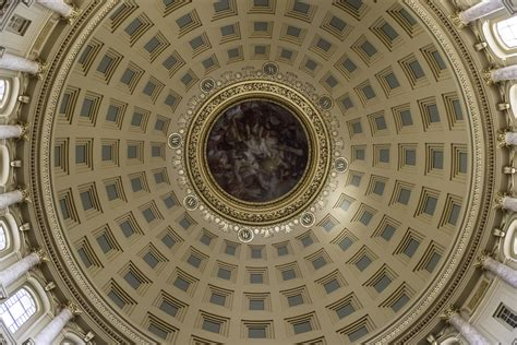 Capital Dome view in Madison, Wisconsin image - Free stock ...