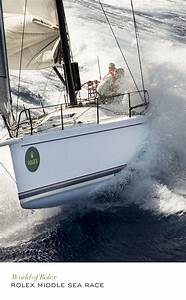 2014 Rolex Middle Sea Race Yachting RolexOfficial Sea