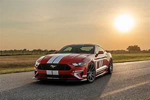 Limited Edition, Ford GT-Inspired 2019 Mustang Package Offers 808 Horsepower