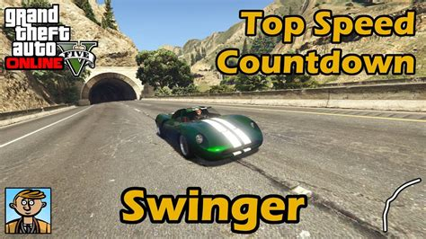 fastest sports classics swinger  gta