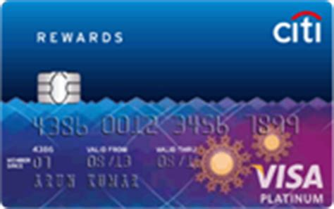 Maybe you would like to learn more about one of these? Citi Rewards Credit Cards to earn Extra Reward Points ...
