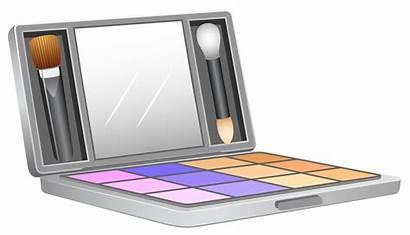 Palette Eyeshadow Clipart Transparent Eye Shadow Cosmetic