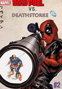 deadpool vs deathstroke 2 by deathmaster4690 on DeviantArt