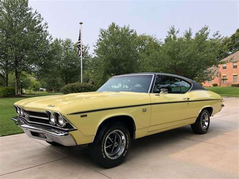 Chevrolet Chevelle Ss For Sale by 1969 Chevrolet Chevelle Ss For Sale