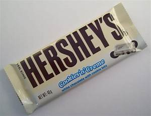 Hershey's Cookies n Cream Bar 40g, American White ...