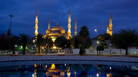 Blue Mosque Wallpaper 4k by Wallpaper Of Masjid 53 Images