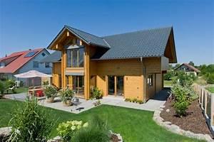 Haus Aus Holz : blockhaus bauen mit fullwood wohnblockhaus holzhaus bauen ~ Buech-reservation.com Haus und Dekorationen