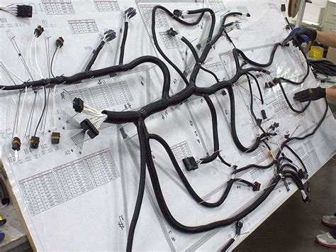 how are wire harnesses and wire assemblies designed and manufactured meridian cable