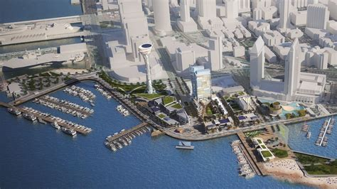 Port Approves Seaport Redeveloper The San Diego Union