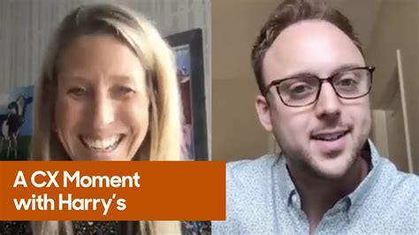 Zendesk CX Moment with Harry's - YouTube