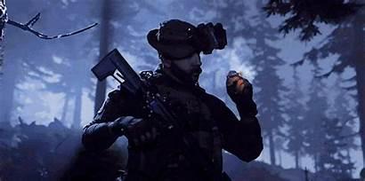 Warfare Modern Duty Call Smoke Dark Going