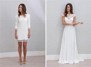 Robe Boheme Courte : robe pour mariage boheme chic ~ Melissatoandfro.com Idées de Décoration