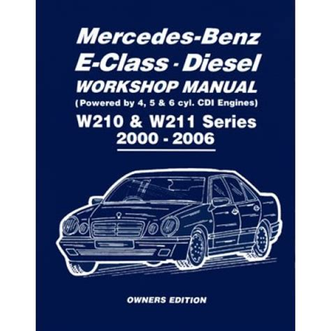 free download parts manuals 2000 mercedes benz e class interior lighting mercedes benz e class diesel workshop manual w210 w211 series haynes reperasjonsh 229 ndb 248 ker og
