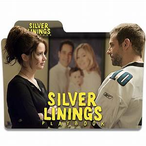 Silver Linings Playbook  2012  Folder Icon By Wisdoomer On Deviantart